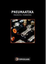 Hydroscand пневматика