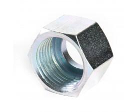 Гайка метрична під ніпель низького тиску DIN 7606