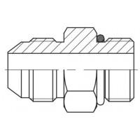 Адаптер прямий зовнішня різьба JIC - UNF, J GE-U