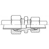 Адаптер прямой редукционный (спасатель) соединительный LL - LL, RED LL