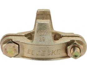 Посилений із замком затискний болтовий рукавний хомут, Ludecke