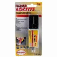 Loctite 3450 Эпоксидный клей для металлов, серый, (Локтайт 3450) 24мл