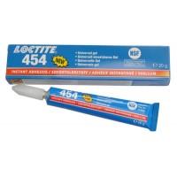 Loctite 454 (Локтайт 454) Моментальний клей для склеювання різних матеріалів, гель, 20 г
