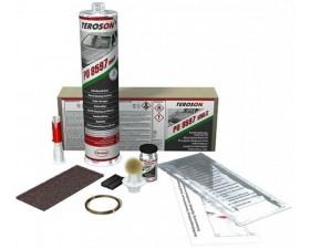 Набір для вклеювання скла Teroson 8597 HMLC set - високоміцний поліуретановий клей