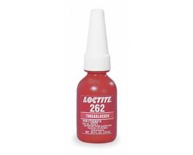 Loctite 262 Фіксатор різьби анаеробний, середньої / високої міцності, (Локтайт 262) 10 мл