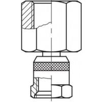 Фитинг для манометра для подключения к контрольной точке