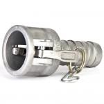 Соединение Cam-Lock, муфта Камлок. Что это?