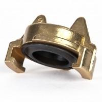 Кулачкова муфта GEKA заглушка (пробка) для води та стисненого повітря