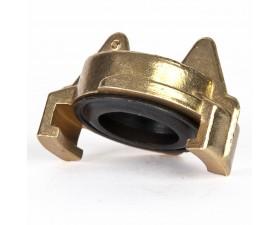 Кулачковая муфта GEKA заглушка (пробка) для воды и сжатого воздуха