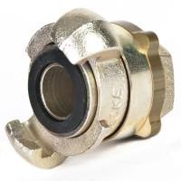 Кулачкова муфта з натяжителем із внутрішньою різьбою для стисненого повітря DIN3238