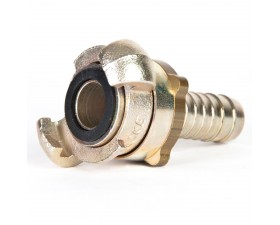 Кулачковая муфта с натяжителем под рукав для сжатого воздуха DIN3238