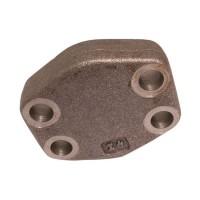 Фланцева заглушка, пробка SAE J518 Код 62 SAE 6000