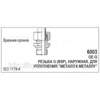 Перехідник CEL x BSP, 6003
