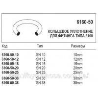 Кільцевий ущільнювач, 6160-50