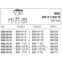 BSP IF x BSP IR, 5082