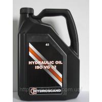 Масло гидравлическое  Гидросканд ISO VG 32, 4 литра