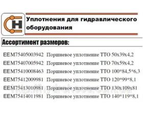 Поршневое уплотнение TTO