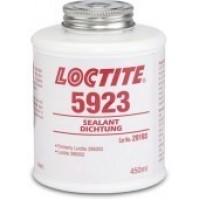 Бензостойкий герметик Loctite 5923 (Локтайт 5923), жидкий, эластичный, +200°C, 450 мл.