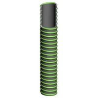 Спіральний всмоктуючий рукав для асенізаторських машин, зерна і добрив,  —25°C/+55°C, 25-152 мм