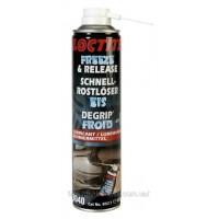 «Жидкий ключ» Loctite 8040 (Локтайт 8040) — для облегчения демонтажа ржавых, пригоревших и старых деталей