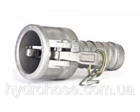 БРС Камлок 5022 (Camlock) тип С — стыковочная муфта с хвостовиком под шланг