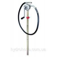 Насос роторный ручной для топлива Groz 44198