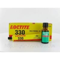 Loctite 330 Multibond (Локтайт 330) - акриловый клей с активатором для ПВХ, пластика, металла, 50/18 мл