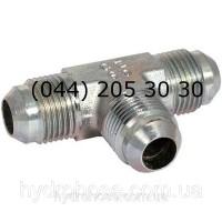 Т-образный соединительный фитинг, JIC, 7603