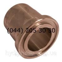 Зварний фланцевий ніпель, зовнішній, SAE 3000, 5574