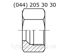 Затяжная гайка, метрическая, L-серия, 6150