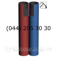 Сварочный двойной рукав 20 Бар, —25°C /+100°C, 5 — 9 мм; 1441