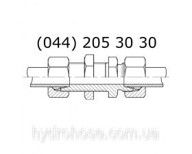 Соединение через переборку, CES 6545