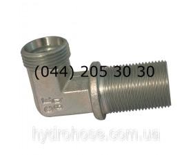 Угловой фитинг 90°, CEL x CEL, 6046