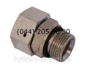 Стояковый соединитель для металла, DKOL x BSP, 6083