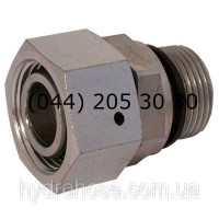 Стояковий з'єднувач для металу, DKOS x BSP, 6583