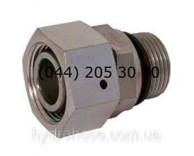 Стояковый соединитель для металла, DKOS x BSP, 6583