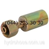 Муфта, резьба UN FS, с уплотнительным кольцом, 5701