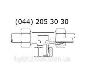 Ответвительный тройник со стяжной гайкой, 6061
