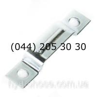 Электроцинкованный трубный хомут для 5-х труб, 5562-85