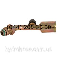 Муфта, UN 45° UR, с уплотнительным кольцом/клапаном, 5746