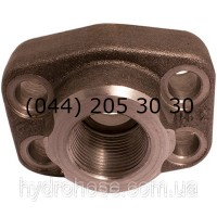 Різьбовий фланець, SAE 6000, 5541-02