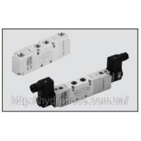Клапани серія 70 — пневматичне та електричне керування