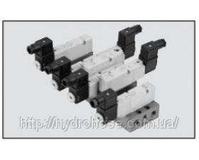 Клапани серія 70 - пневматичне та електричне керування