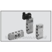 Клапани серія NAMUR - пневматичне та електричне керування