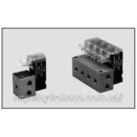 Клапани серія PIV.P 10 мм - електричне керування