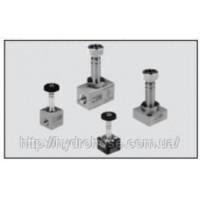 Клапани серія PIV для монтажу на плитах - електричне керування