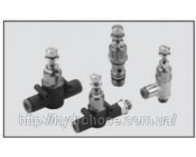 Микроредукционные клапана серия RML и RMC